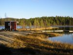 Öde badplats - <p><em>Foto: Ingela Nyman</em></p>