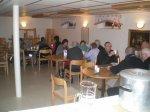Köttsoppa - <div>Grundfors jaktlag bjöd på köttsoppa den 26/11. <br /> Pia och Lasse kokade soppan och servade gästerna. <br /> <em>Foto: Elvy Viktorsson</em></div> <p></p>