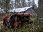 Vagnmuseum - <p>18/10 Birger Grundstr&ouml;ms sommarlada - ett&nbsp; museum i skogen</p> <p><em>Foto: Marina Nyman</em></p>